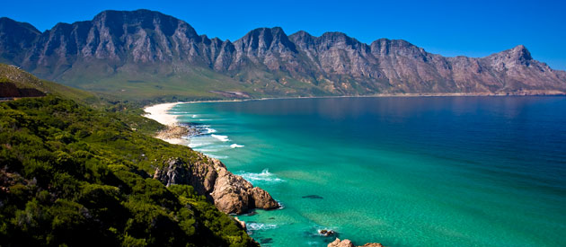 Cape Town - tourist season