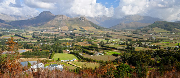 Introducing Stellenbosch