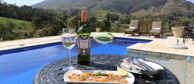 ALLUVIA BOUTIQUE WINERY & LUXURY ACCOMMODATION
