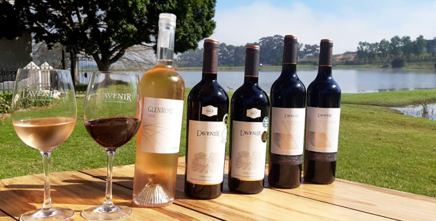 L'AVENIR WINE ESTATE & COUNTRY LODGE, STELLENBOSCH