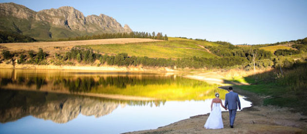 TOWERBOSCH RESTAURANT & WEDDING VENUE AT KNORHOEK
